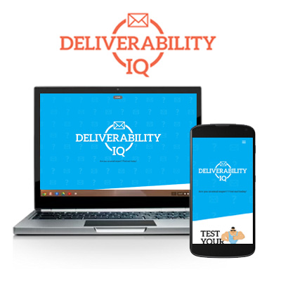 DeliverabilityIQ - Website-Design-Portfolio