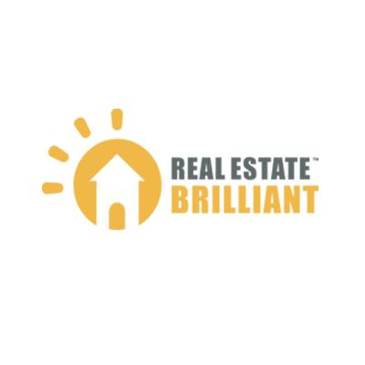 Logo Design Portfolio - Real Estate Brilliant