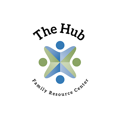 Logo Design Portfolio - The Hub Family Resource Center color2