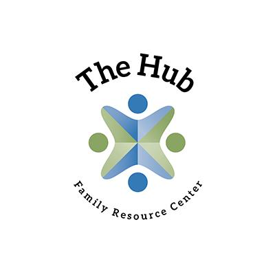 Logo Design Portfolio - The Hub Family Resource Center color2