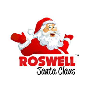 Logo Portfolio - Roswell Santa Claus