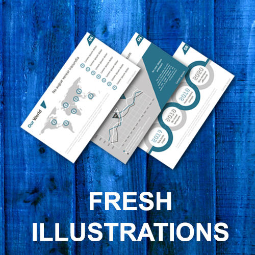 Original Andrew - Fresh Presentation Illustrations