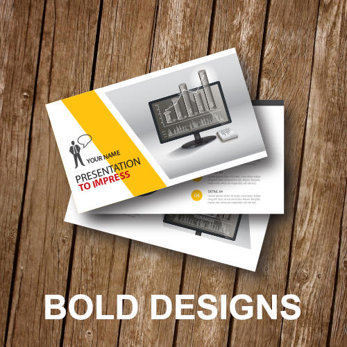 Original Andrew - Presentation Bold Designs