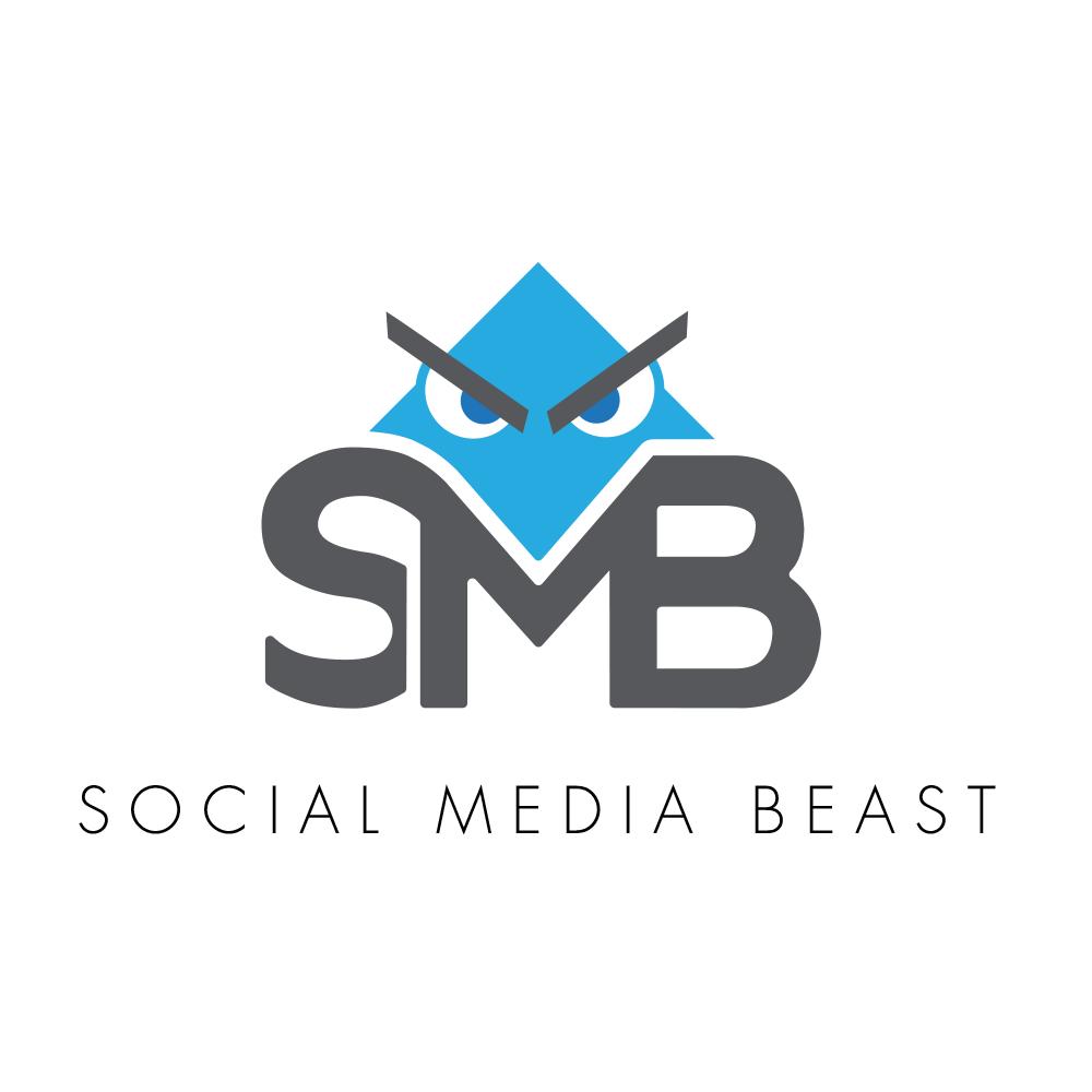 Social Media Beast - Original Andrew Creative - Expert Logo Design
