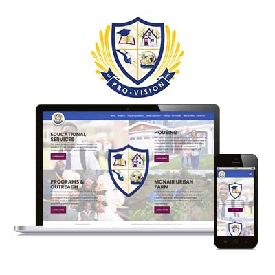 Provision Academy - Website Overhaul & UX improvement